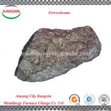 ferrocromo de baja emisión de carbono de alta calidad