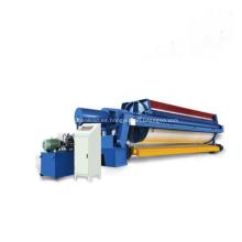 Prensa de filtro de placa redonda completamente automática diseñada especialmente
