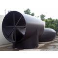 Carbon Steel Seamless Steel Pipe Fitting Cross