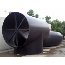 ASTM A860 WPHY56 tee reducer elbow