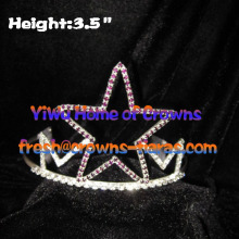 Wholesale Crystal Star Tiaras