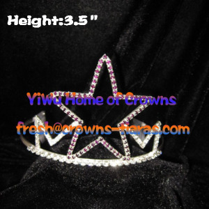 Wholesale Crystal Star Tiaras