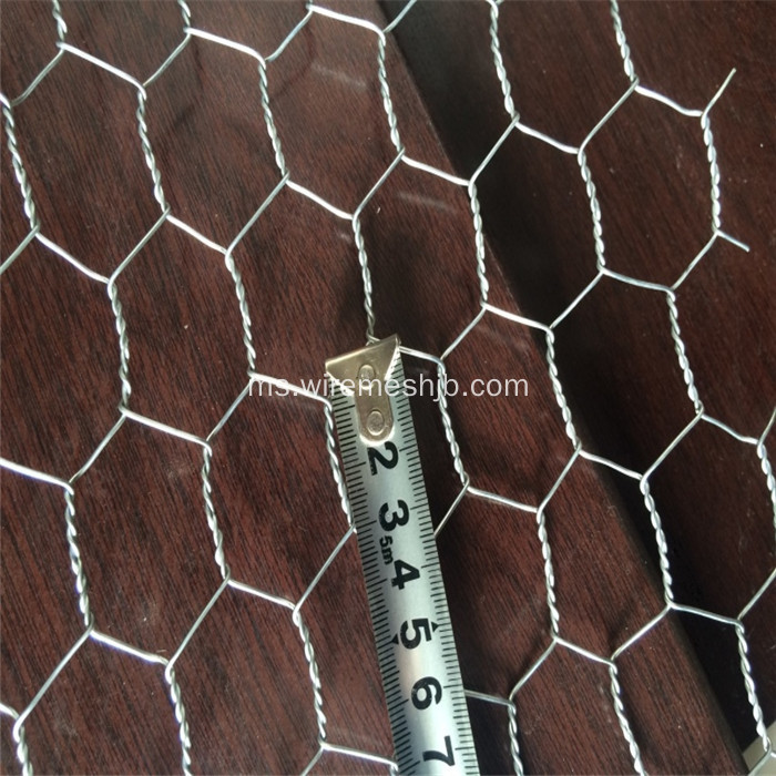 1/2 Hexagonal Wire Mesh For Enclosure Animal