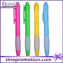 Cool Color Promotional Gift Ball Pen Plastic Advertising Pen