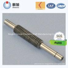 Varilla roscada de alta calidad del proveedor de China para las piezas de la motocicleta
