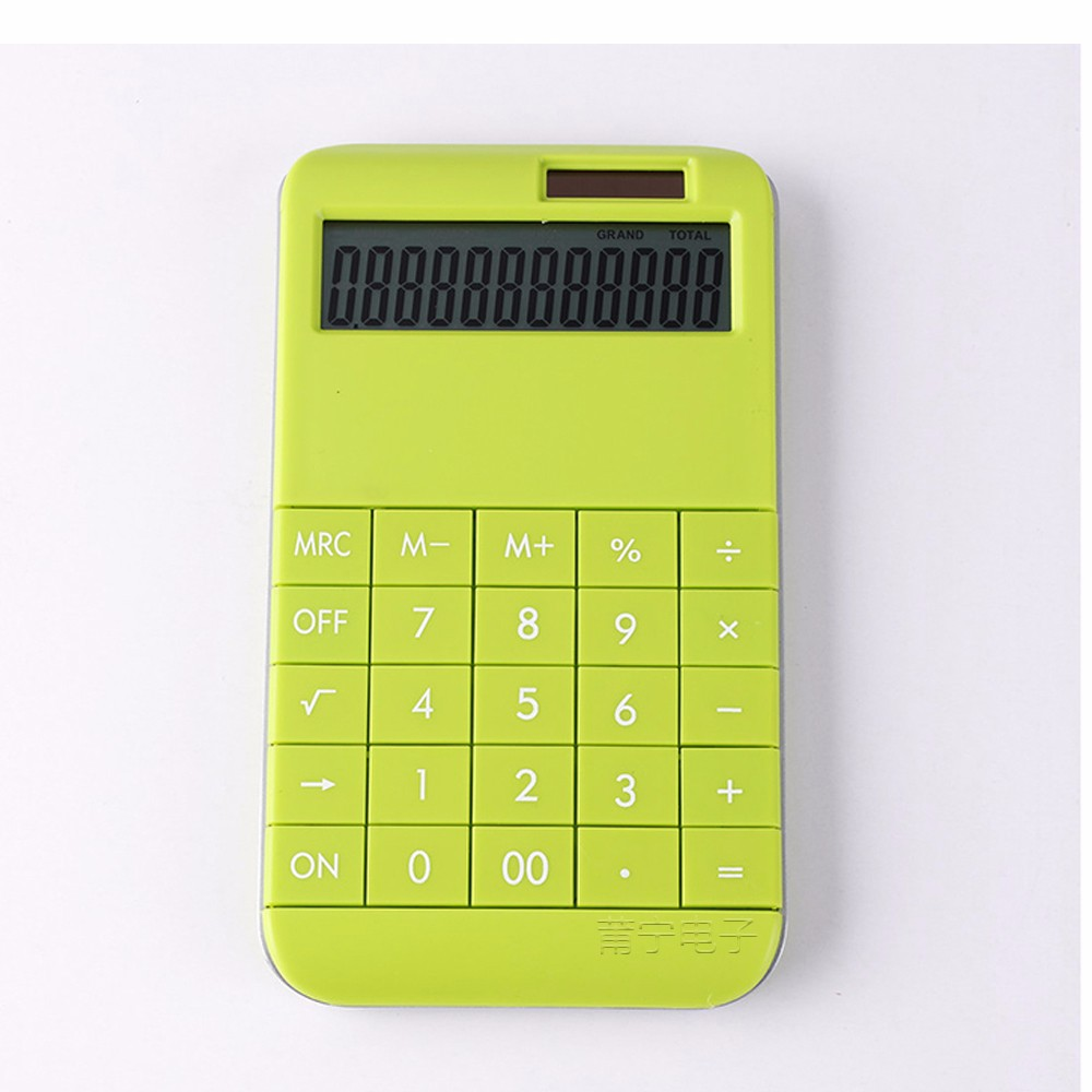 New DIY Creative Desktop Calculator with Removable Cover