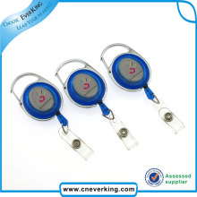 New Designs Cute Style Badge Reel for Festival