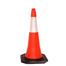 45cm Flexible PVC Road Traffic Cone/Safety Cone