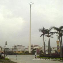 35m Single Pole Tubular Steel Tower