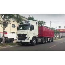 Camión volquete Sinotruk 8x4 380HP