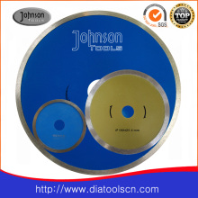 Diamond Tool: Sintered Continuous Rim Saw Blade