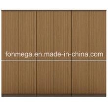 Gabinete de archivo de oficina modular de diseño de puerta (FOH-HAW082K)