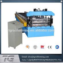 2015 Hot sale! Manual sheet machine corrugated