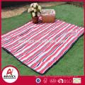 Alfombra de picnic de picnic plegable de algodón impermeable al aire libre