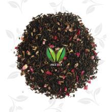 guava lichee fruit flavor black tea