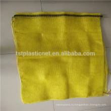 100% Виргинские PP вязанные лено сетка-мешок с L-шитье