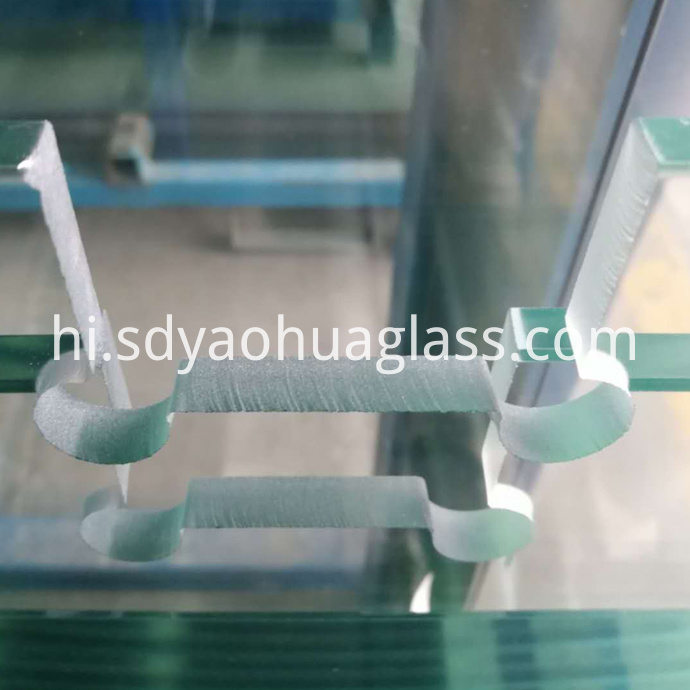 Tempered Glass Outcut