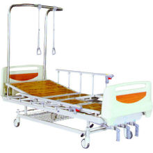 Stainless Steel Double-arm Orthopaedics Traction Adjustable Hospital Beds