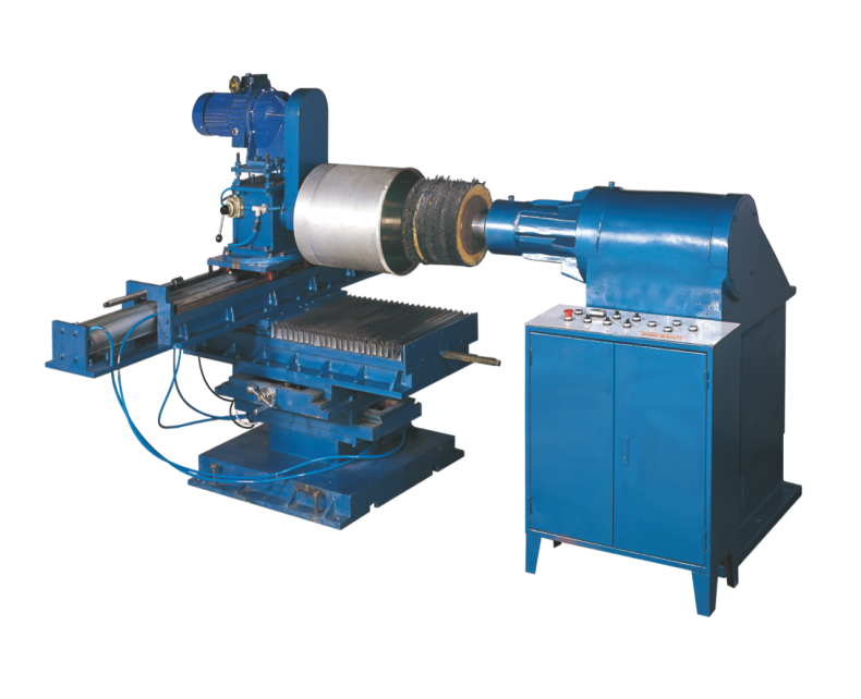 stainless steel tank polishing machine