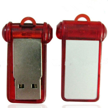 High Speed Promotional Plastic USB Flash Drive Portable