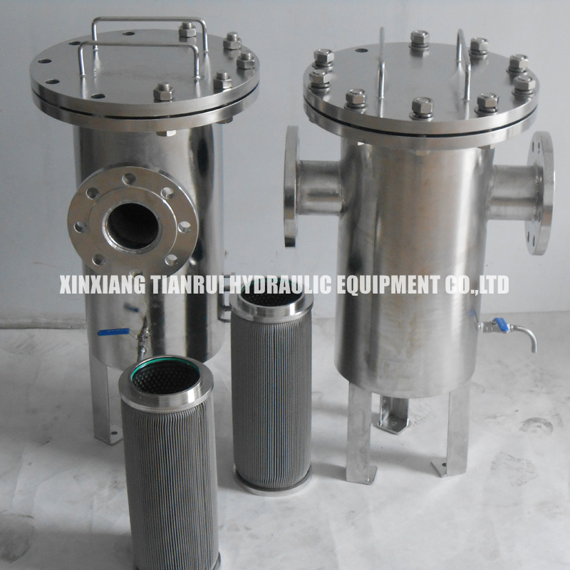 High flow fuel oil filter RYL