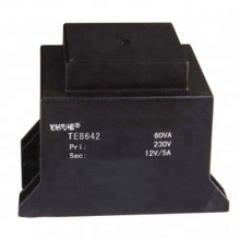 YHDC TE8642 step down transformer 220V to 12V 10A  120VA transformer TE8642