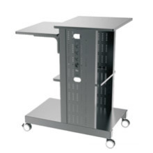 a/V Mobile Cart Power Rail Shelf Adjustable (MB 003)