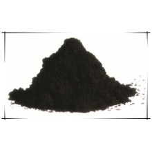Coal powder carbon for waste gas treatment