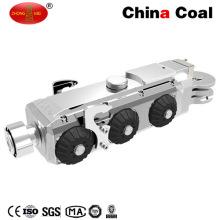 Unterwasser-CCTV-Pipeline Inspektion Crawler Roboterkamera