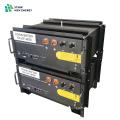 Pacote de baterias 48V50Ah de fosfato de ferro de lítio Lifepo4