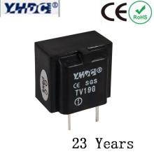pcb mounting voltage transformer TV19