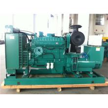 Автоматический дизельный генератор открытого типа Cummins 120кВт / 150кВА
