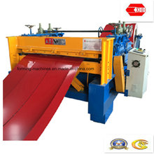 Máquina de achatamento de chapas de aço com corte e corte (ZP2.0 * 1300)
