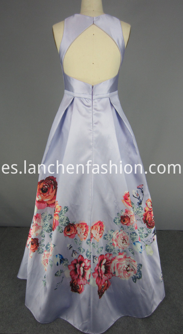 ball gown long skirt