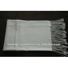 écharpe de pashmina pur pour les hommes