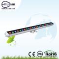 RGB светодиодные стены мыть свет замечательная модель 12w