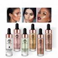 Liquid Highlighter Primer Drops Face Glow Cosmetics