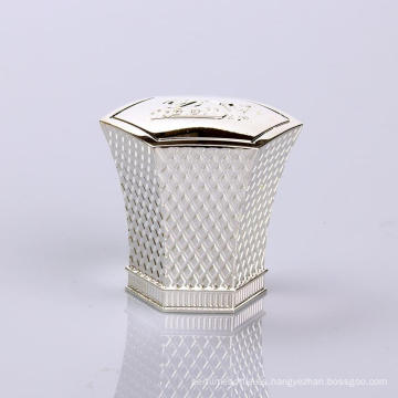 Fabricante para hombre de la tapa de botella de perfume de moda del cinc de PCL068