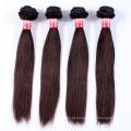Fábrica 16 polegada perfeita de seda reta 100% cabelo remy indiano virgem para venda