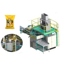 25kg/50kg Katzenstreu Pet Sands Verpackungsmaschine