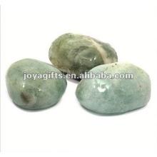 High Polished Gemstone pebble paving stone
