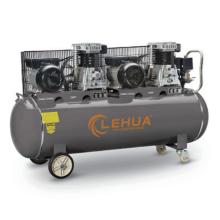 Ningbo 6hp double electric motors piston air compressor