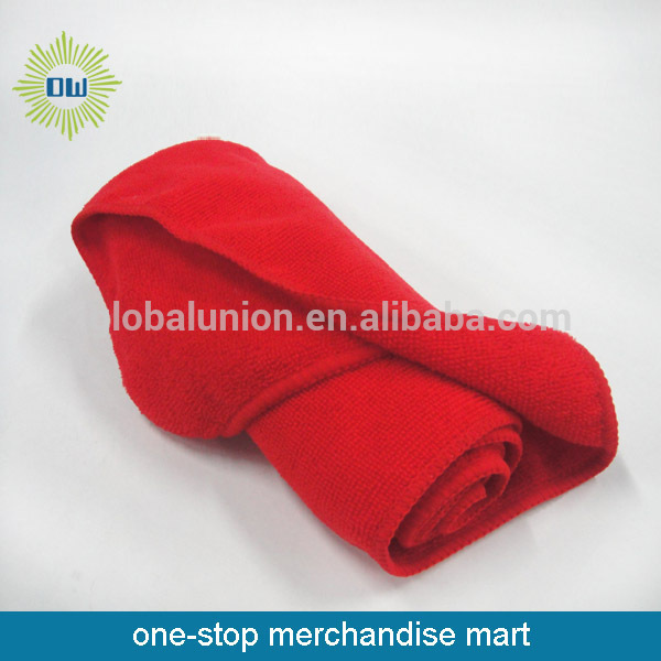 Colorful And User-friendly Microfiber Towel