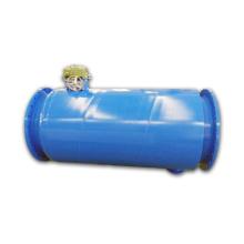 Filtro de agua de retrolavado de gran caudal con control automático