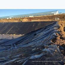 Hot Sales High Density Polyethylene HDPE geomembrane sheet Pond liner