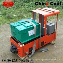 Locomotive électrique de batterie de voie étroite 2.5-55ton