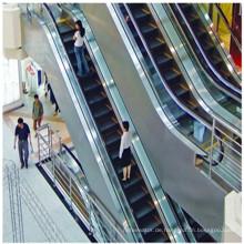 600mm 0.5m / S Günstige elektrische Wohn-Outdoor-Rolltreppe