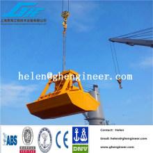 Drahtlose Fernbedienung hydraulische Greifer 0,5cbm - 16cbm für Schüttgut, Holz,