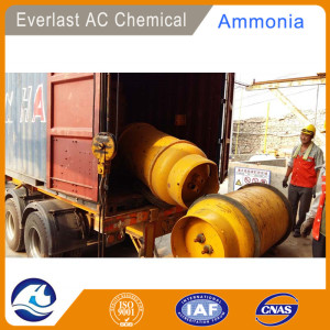 Refrigerant Anhydrous Ammonia for Sudan ICE Plant