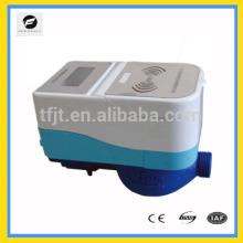 medidor de agua de tarjeta prepaga inalámbrico RC para proyecto de mejora de agua de suministro comunitario